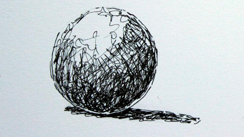 Pen Line Drawing Artists : Curkovicartunits uwcsea gr art unit