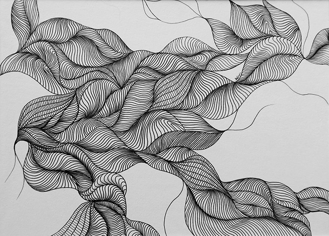 Using Lines In Drawing : Curkovicartunits doodle lab club activity