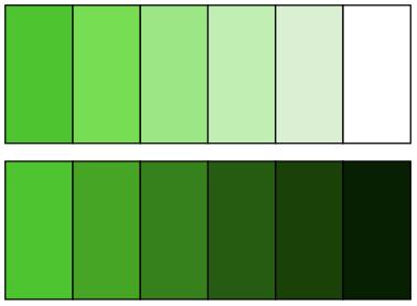 Colour Theory Monochromatic Achromatic Lessons Tes Teach